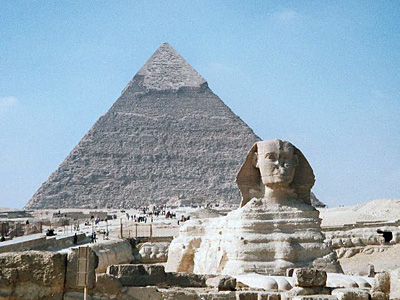 Another question for the Sphinx?