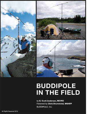 'Buddipole in the Field' by Scott Anderson NE1RD