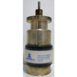 The EL7.5-200S-333 Vacuum Variable Capacitor, 10-205pf, 7.5kv Peak from RF Parts