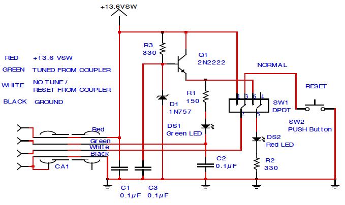 Stephen VK2RH Author at AmateurRadio – Knox Box 3b Wiring-diagram